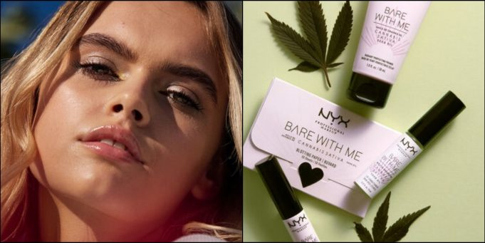 NYX Bare With Me Cannabis Sativa