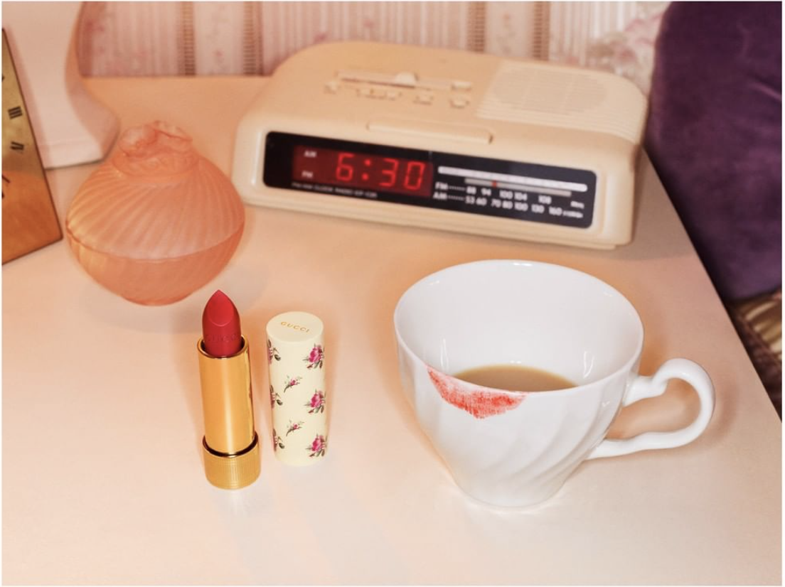 Gucci lipsticks collection with the most unconventional campaign