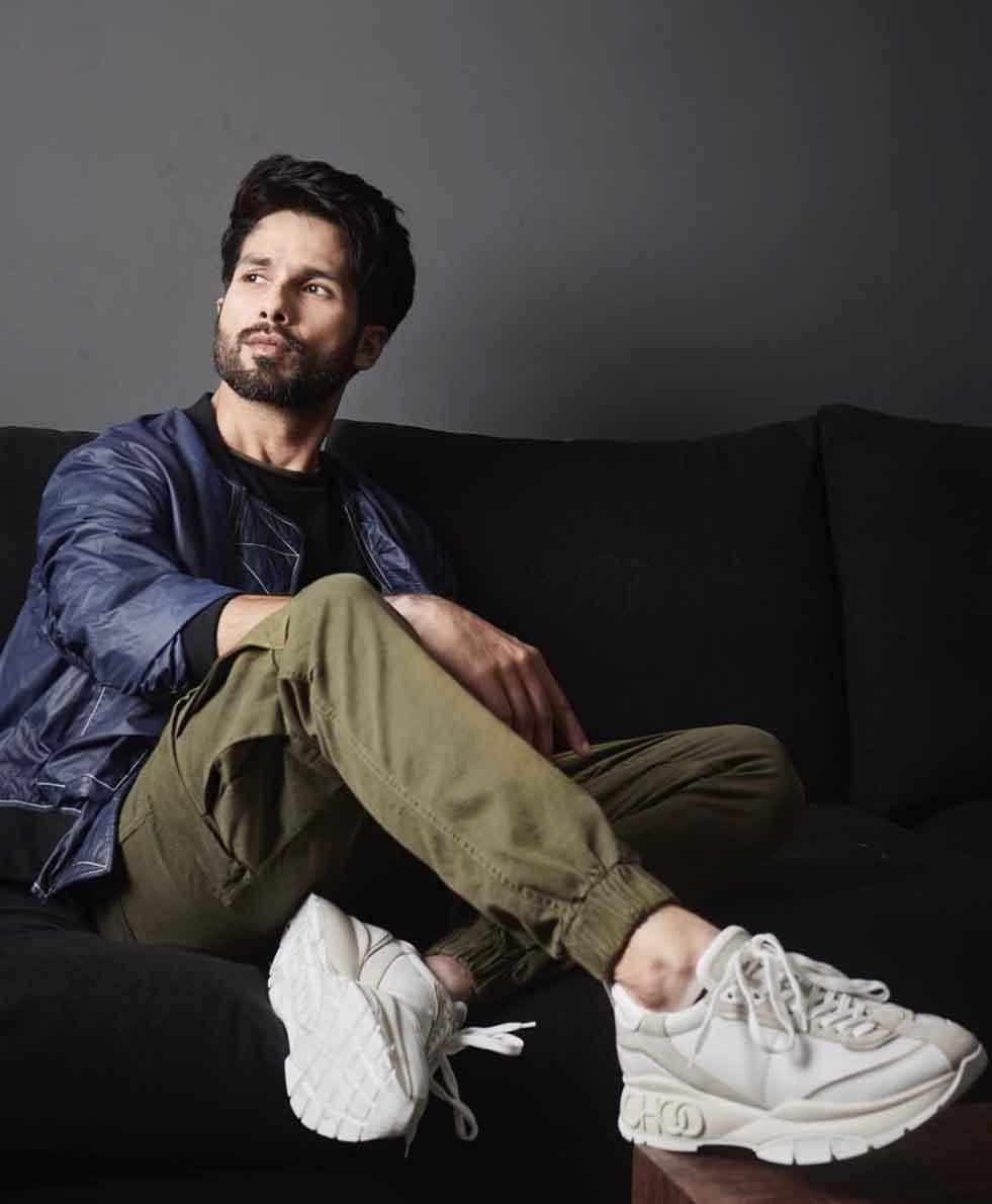 Shahid Kapoor's Instagram