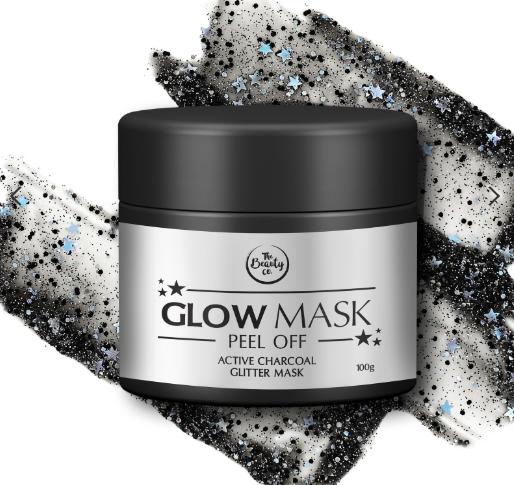 The Beauty Co Glitter Glow Masks