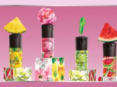 MAC fix+ scents