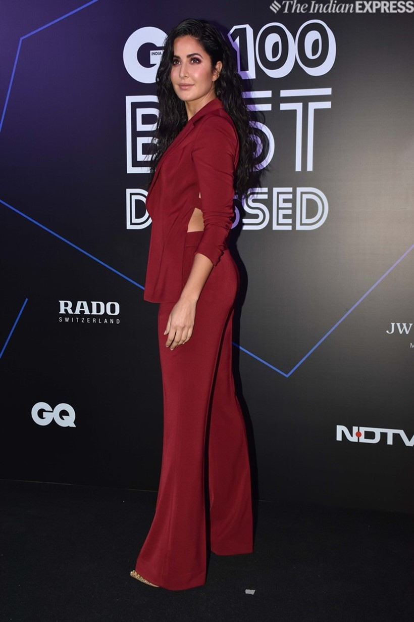 Katrina Kaif at GQ best dressed