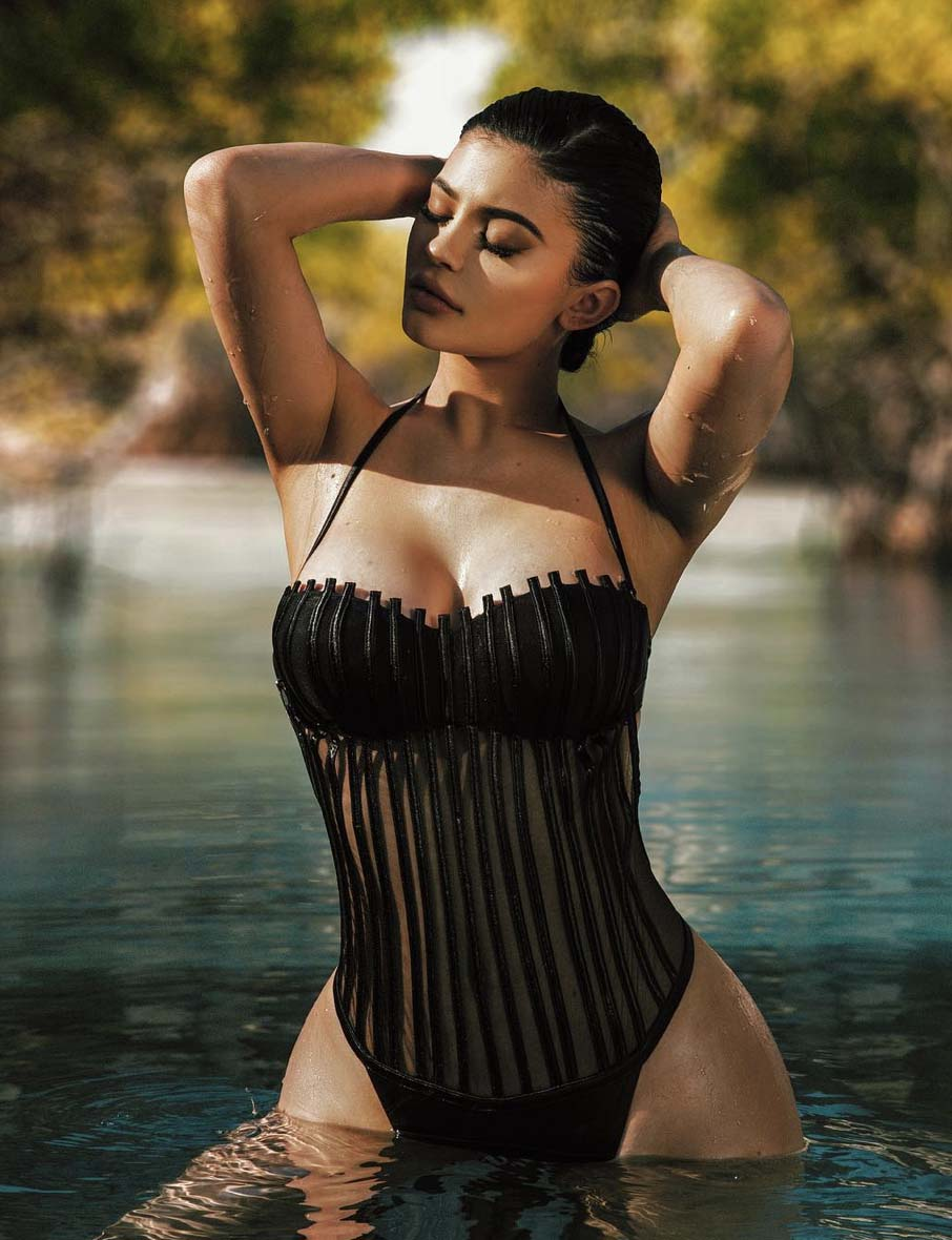Kylie Jenner's style guide to the perfect bikini,