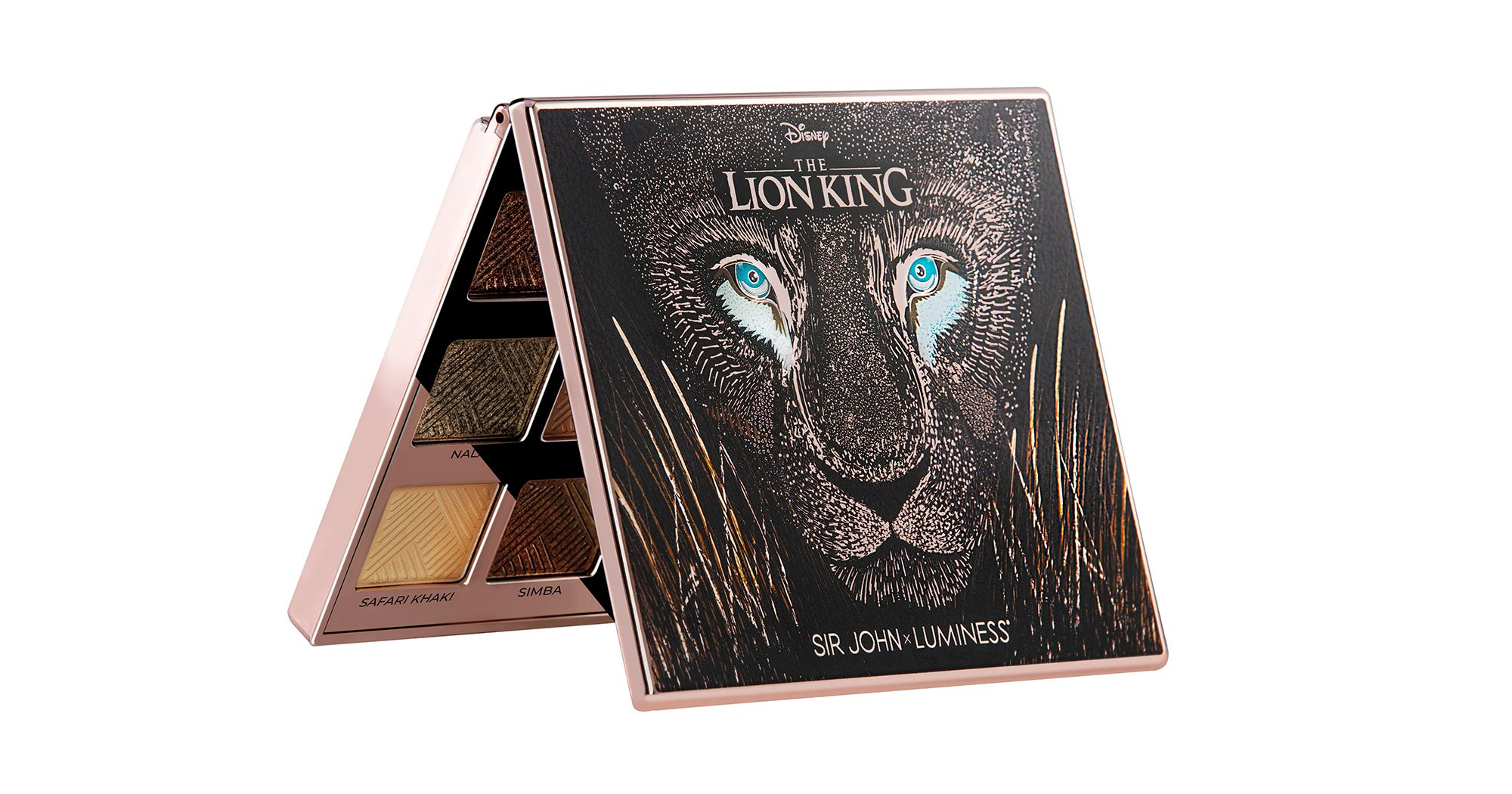 Lion King Makeup Collection