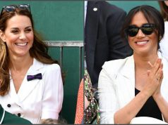 Duchesses At Wimbledon 2019