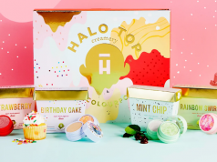Halo Top x ColourPop