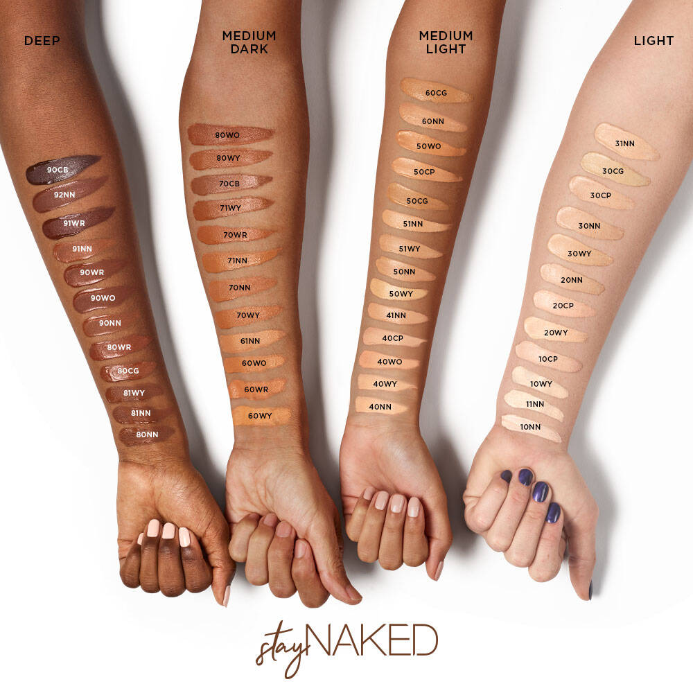 Urban Decay Stay Naked