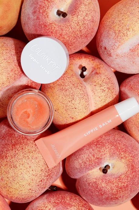 ColourPop Peach Kween Collection