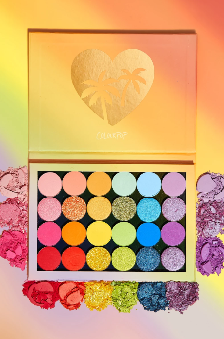 ColourPop Rainbow Land