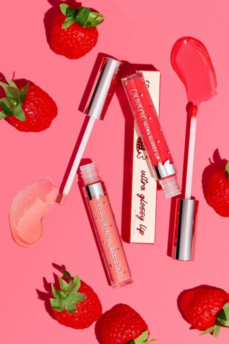 ColourPop Strawberry Collection
