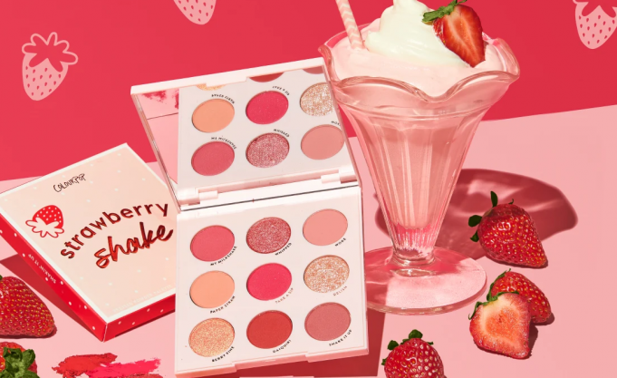 ColourPop Strawberry Collection