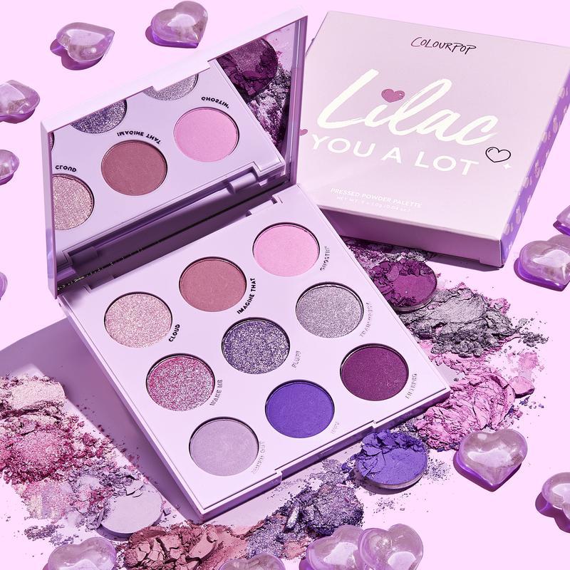 ColourPop The Lilac Collection