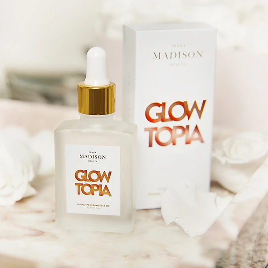 Diana Madison Beauty Glowtopia