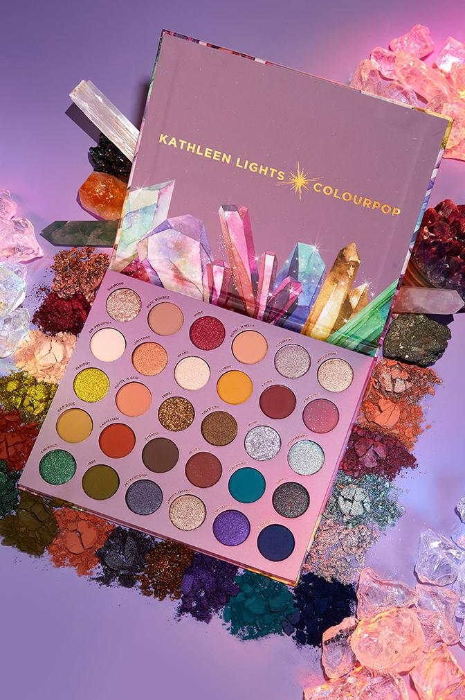 Kathleen Lights x ColourPop So Jaded