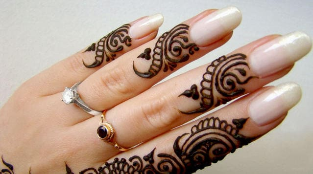 Finger Mehndi Designs 2019 Your Guide To Simple Types