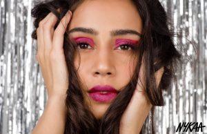 Nykaa Matte To Last! Metallic Liquid Lipstick and Eye Shadow
