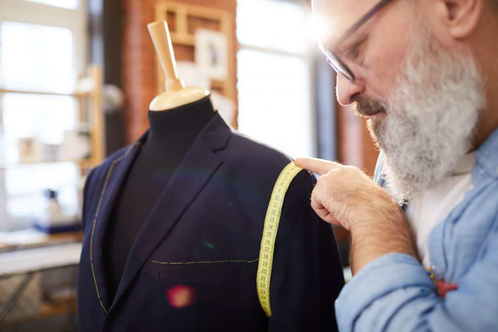 Get Your Clothes Tailor-Made