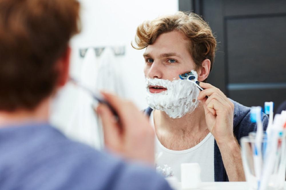 shaving-men