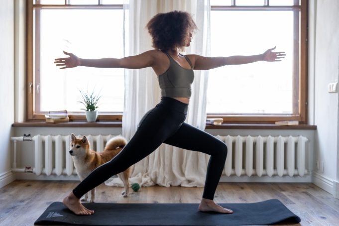 Yoga Attires For Home Workout
