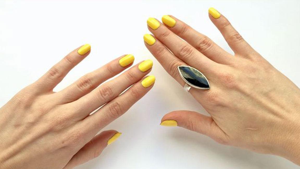 golden-yellow