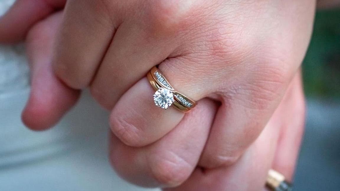 Cushion Halo Braided Diamond Engagement Ring