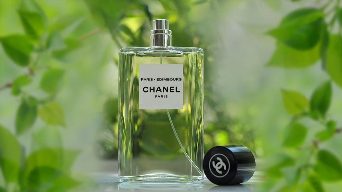 Chanel Les Eaux de Chanel Paris-Edimbourg